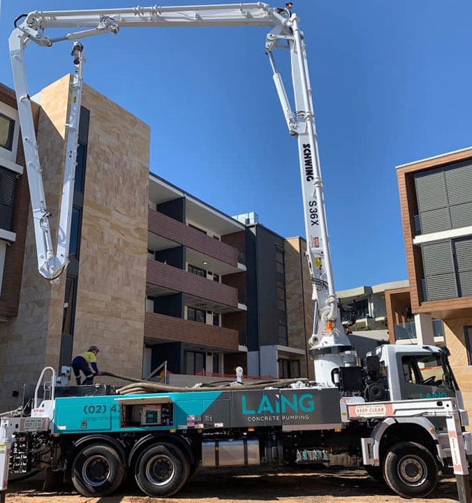 Schwing S36X at Elysium Apartments Terrigal Beach